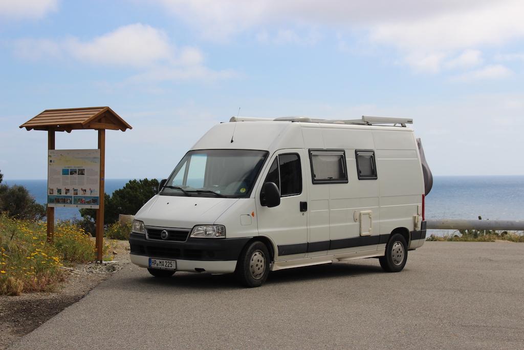 Fiat Trigano Eurocamp 1